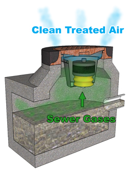 Grease Trap Filter